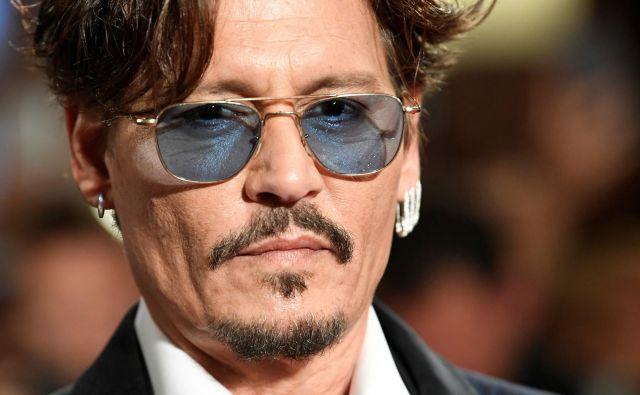 Igralec se je septembra letos udeležil filmskega festivala v Benetkah. FOTO: Reuters Foto Reuters