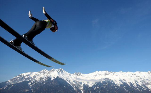 Bodo poljski smučarski skakalci s Kamilom Stochom na čelu v pokalu narodov od tekmecev odskočili tudi v prihajajoči zimi? FOTO: Reuters