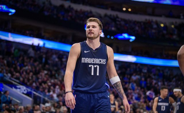 Luka Dončić je fenomen na igrišču in zunaj njega. FOTO: Usa Today Sports
