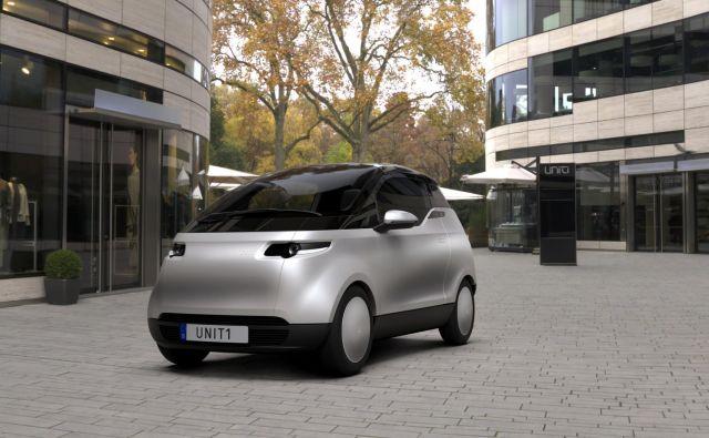 Uniti one je eden od cele vrste novincev med električnimi avtomobili, v velikostnem razredu mini pa pravzaprav eden redkih.<br /> Foto Uniti