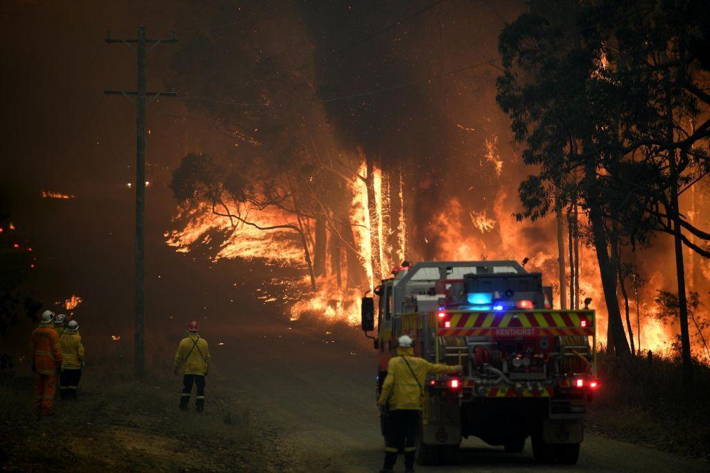 Naravna katastrofa, ki je zahtevala življenje najmanj šestih ljudi