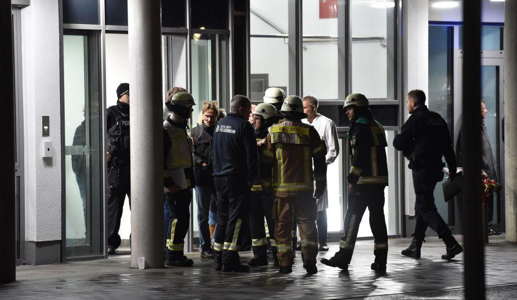 Sina nekdanjega nemškega predsednika ubili med predavanjem