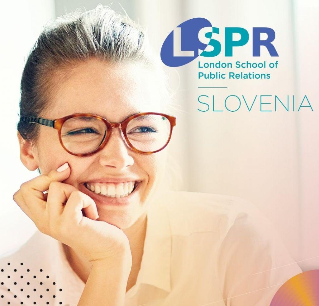 LSPR Slovenija: komuniciranje v teoriji, predvsem pa v praksi