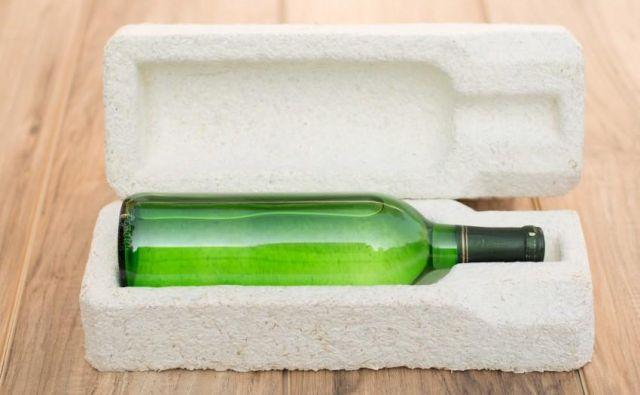 Naravna alternativa bi lahko rešila težavo s plastiko za enkratno uporabo. Foto arhiv podjetja Ecovative