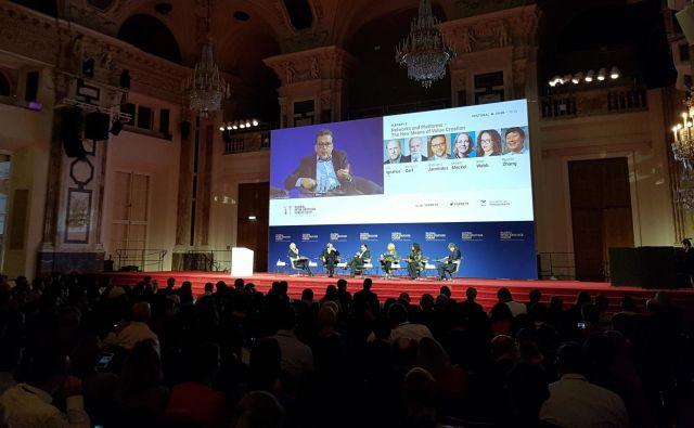Peter Drucker Forum že enajsto leto poteka na Dunaju. Foto: Simona Drevenšek