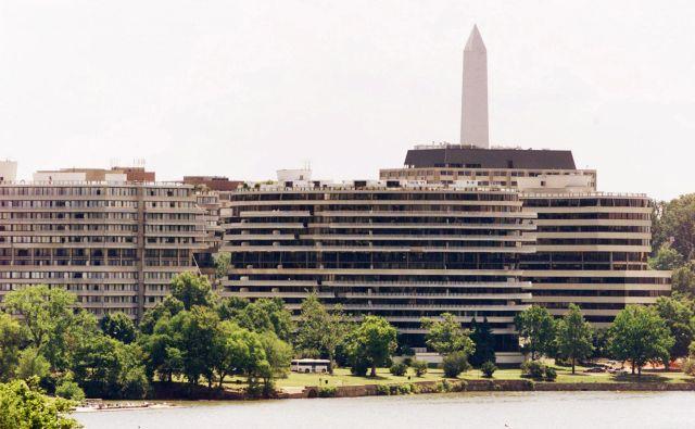 Kompleks Watergate v ameriški prestolnici Washington.Foto Hyungwon Kang