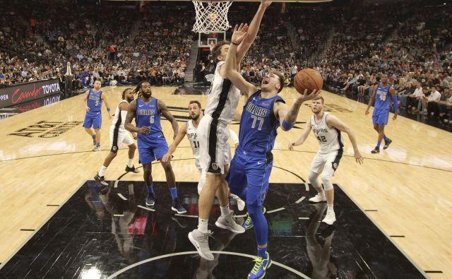 Pau Gasol je že med legandami NBA, med katere si z bliskovito hitrostjo pot utira tudi naš Luka Dončić. FOTO: USA TODAY Sports