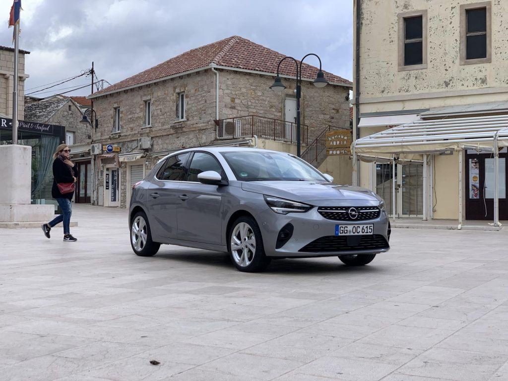 FOTO:Opel corsa je rezultat nemško-francoske naveze