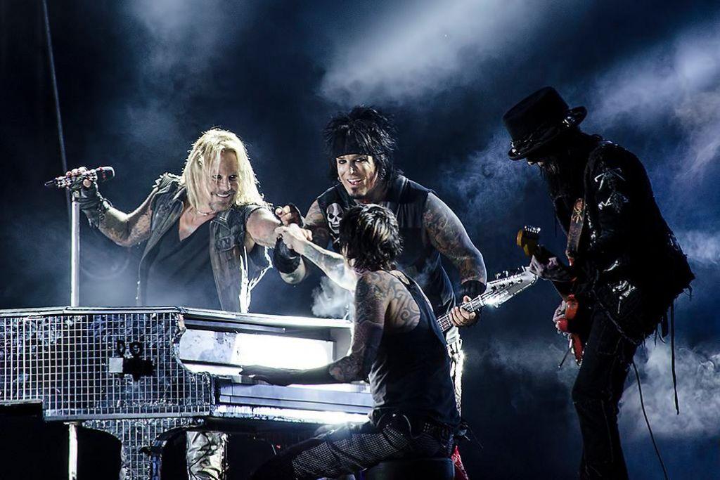 Mötley Crüe so po petih letih preklicali slovo