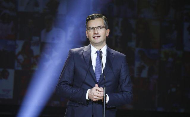 Premier Marjan Šarec je za<em> </em><em>Metino listo</em> pojasnil, da se je namenoma odločil, da na sejo ne bo šel, »ker včeraj še ni bilo konec«. Pričakuje veto državnega sveta, a bo toliko bolj vesel, če ga ne bo. Foto Jože Suhadolnik