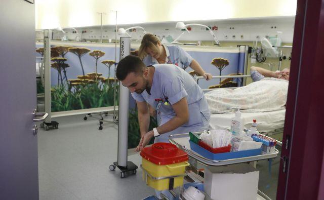 Zdravje in zadovoljstvo sta zelo pomembna za celotno družbo, so poudarili na 20. simpoziju medicinskih sester in zdravstvenih tehnikov. Foto Leon Vidic