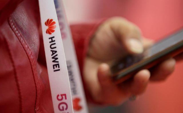 Samo Huawei je lani prijavil 5405 patentov, kar je več kot katerakoli druga družba. FOTO: Reuters