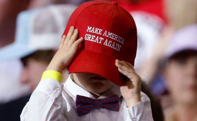 Trump je spremenil pravila mednarodnega gospodarskega sodelovanja in dal zagon protekcionizmu. FOTO: Jonathan Ernst/Reuters