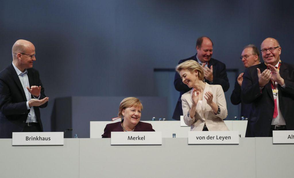 Boj za oblast v CDU se šele začenja