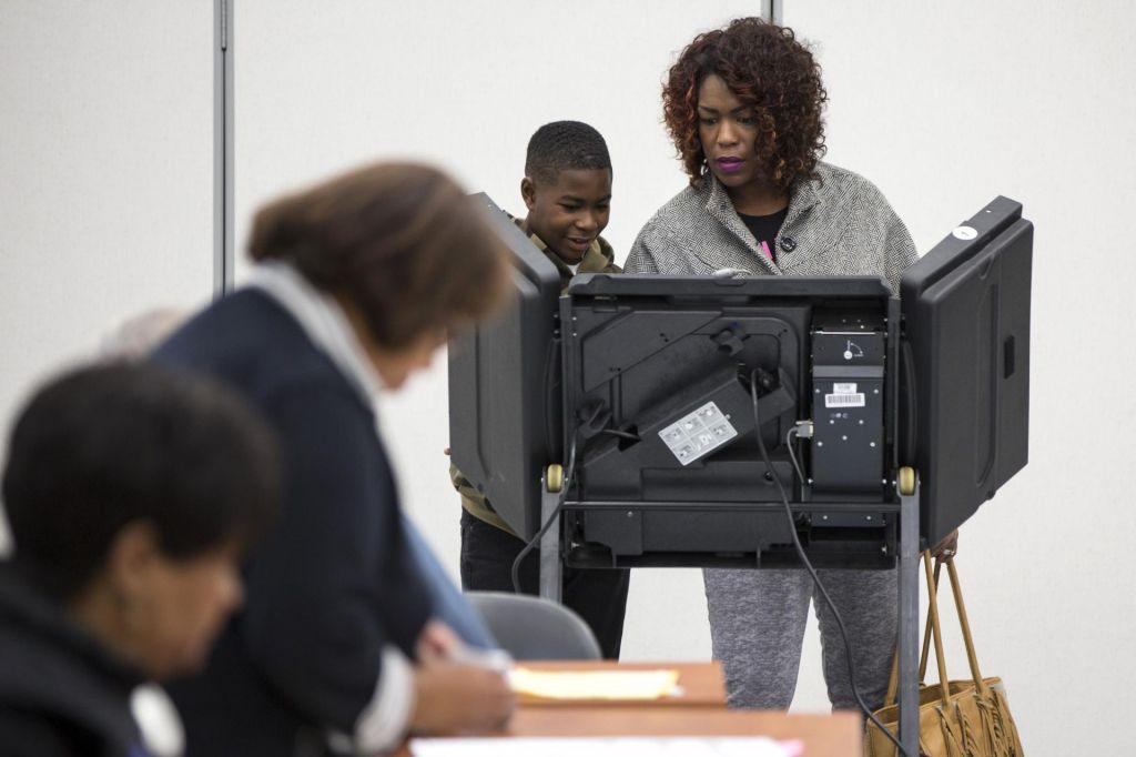 Ameriški spopad za temnopolte volivce