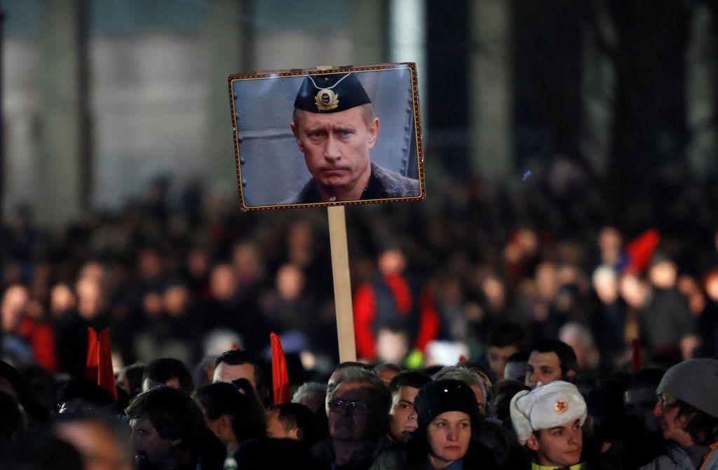 FOTO:V Srbiji mrgoli obveščevalcev iz drugih držav