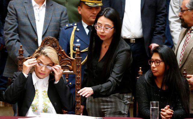 Zakon razveljavlja izide oktobrskih predsedniških volitev in omogoča izvedbo novih. FOTO: David Mercado/Reuters