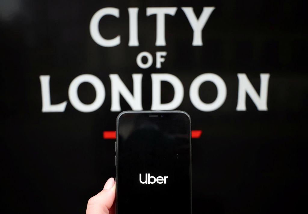Britanski regulator ni podaljšal Uberjeve licence