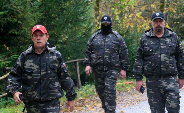Andrej Šiško, vodja Štajerske varde FOTO: Reuters