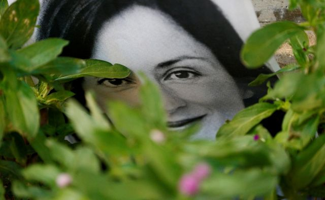Malta je še vedno pretresena zaradi umora Daphne Caruana. FOTO: Reuters