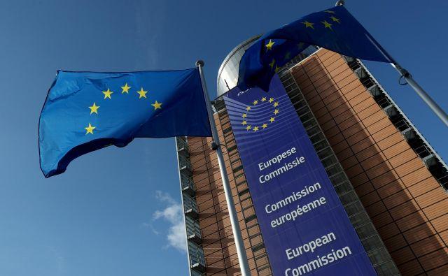 Evropska komisija potrebuje za izvolitev navadno večino. FOTO: Yves Herman/Reuters