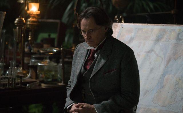 Robert Carlyle kot Ogilvy v prvem delu Vojne svetov.<br /> FOTO: Joseph Scanlon
