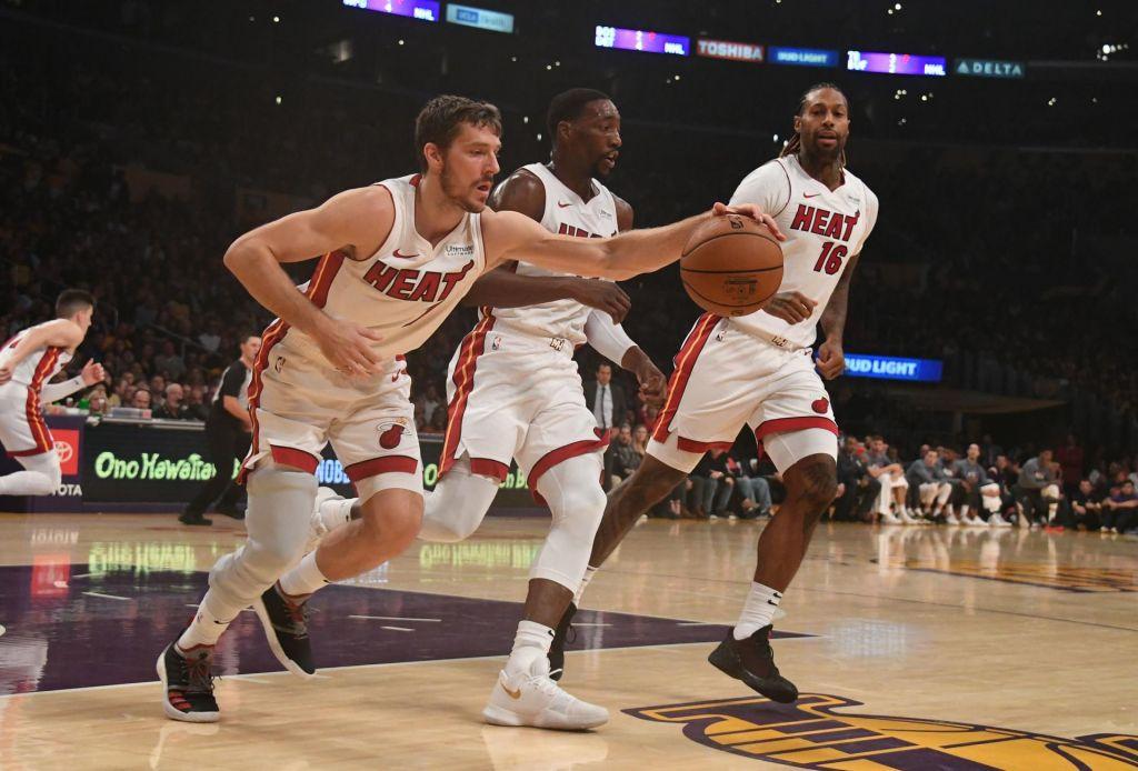 Dragićevih šest točk za zmago Miamija