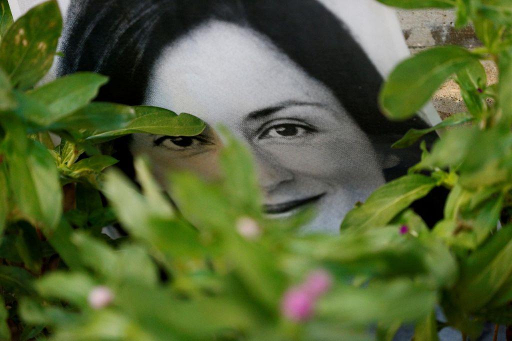 FOTO:Domnevni posrednik pri umoru malteške novinarke dobil imuniteto