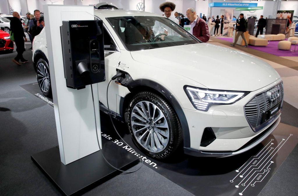 Audi močno krči delovno silo