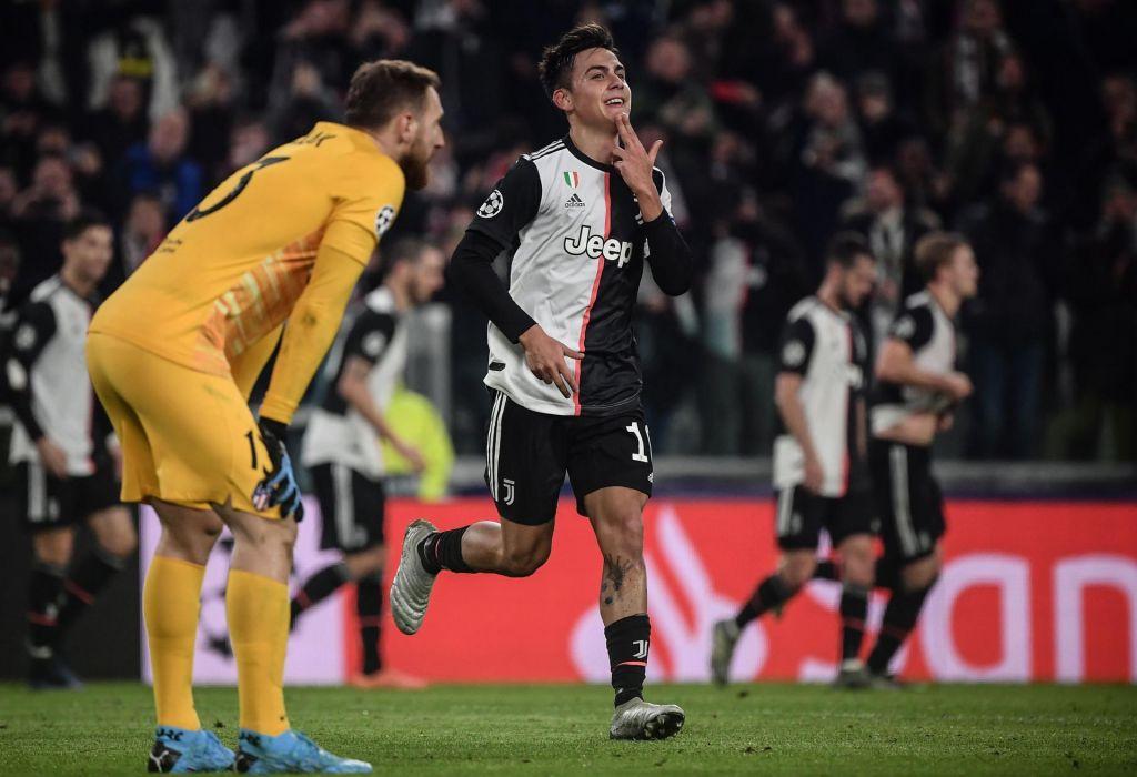 Ne Ronaldo, Dybala je ukanil Oblaka