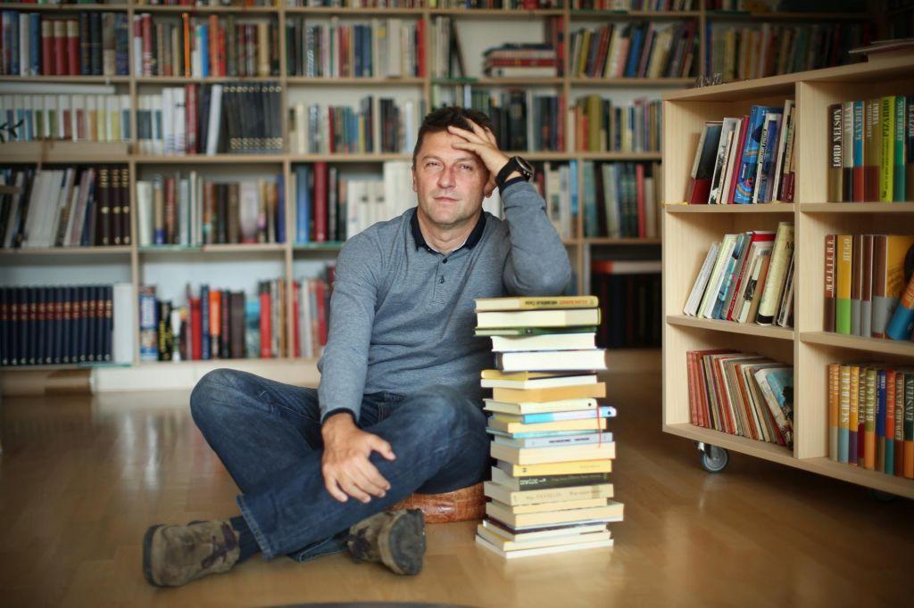 FOTO:»Do smrti si želim izdajati knjige, če jih bo le kdo kupoval«