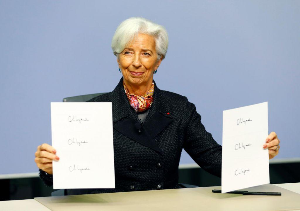 FOTO:Christine Lagarde, kar naprej prva ženska...