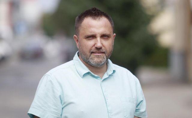 Viktor Zupančič. FOTO: Roman Šipić