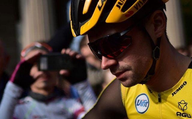 Letošnji kralj kolesarskega športa. Foto: AFP