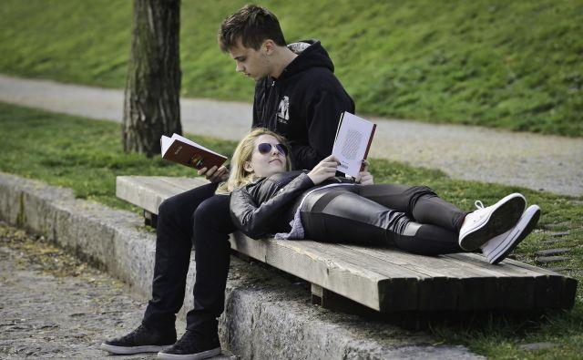 Preberite roman, ne knjige o samopomoči! svetuje danski profesor psihologije Svend Brinkmann. Foto Jože Suhadolnik