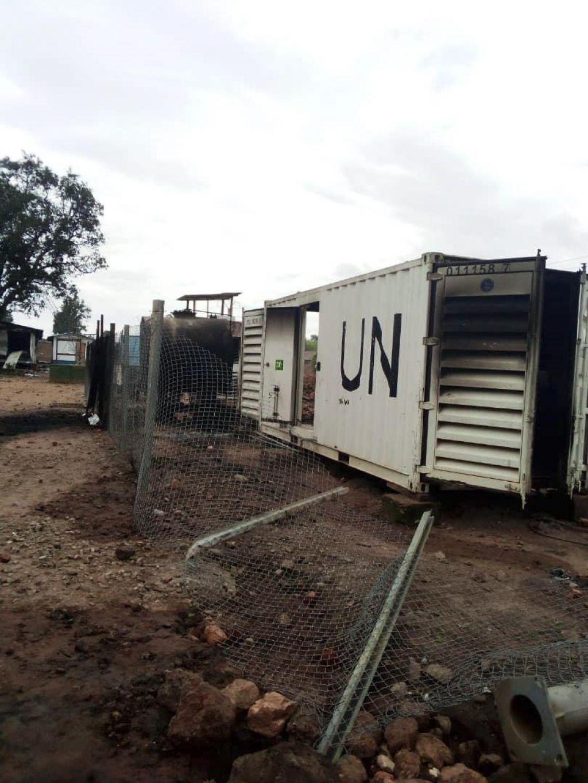 »Medtem ko je tu misija ZN, nas ubijajo. Naj gredo domov«