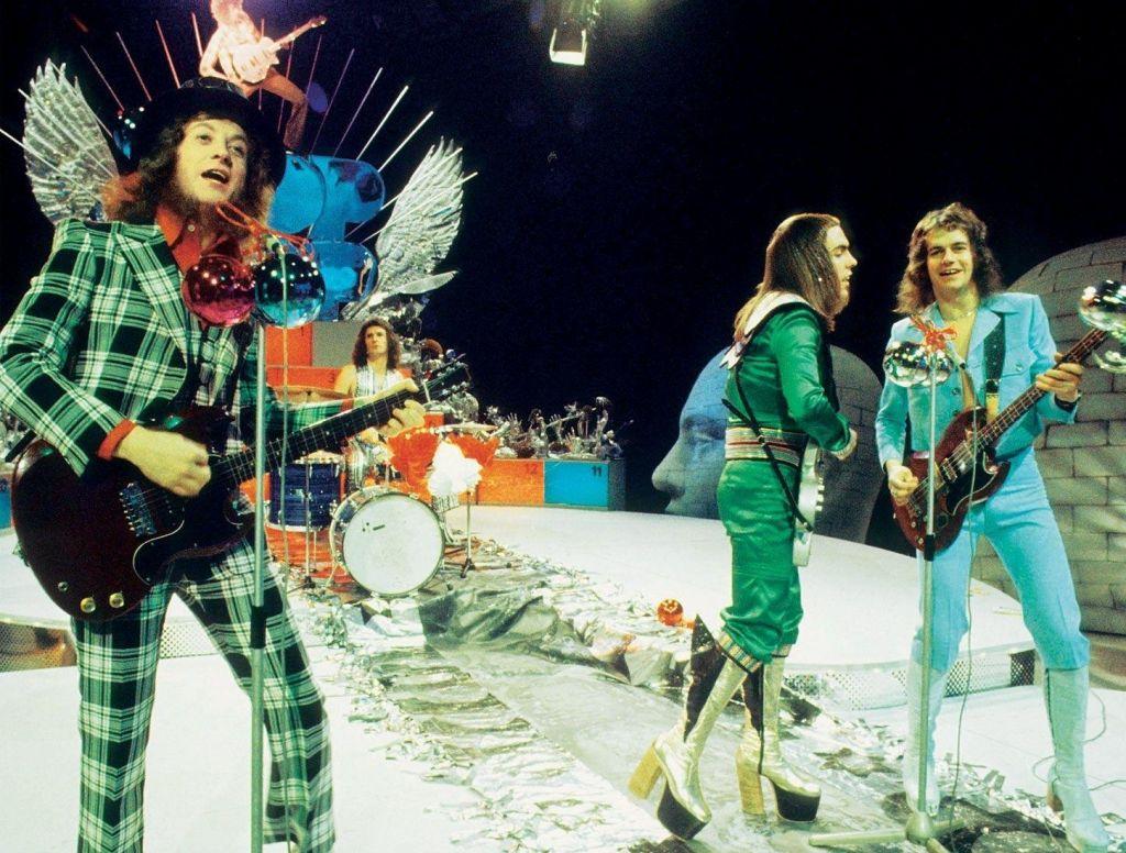 Večnost bleščečega in sijajnega rocka skupine Slade