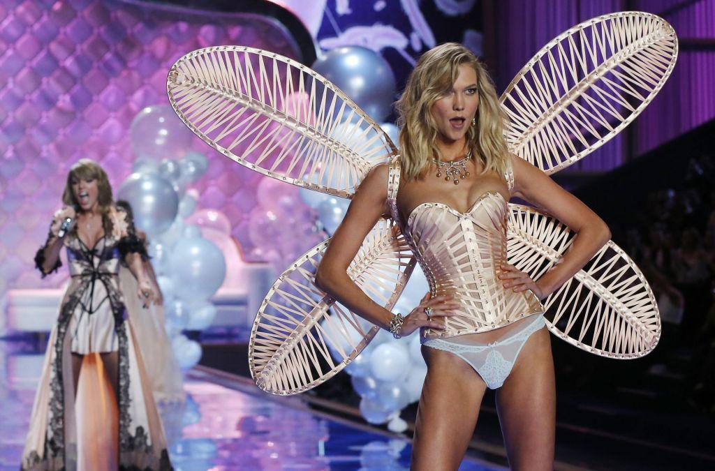 FOTO:Konec angelčkov v spodnjem perilu?