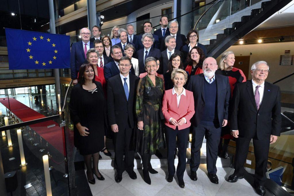 Novi evropski komisarji bodo zavihali rokave