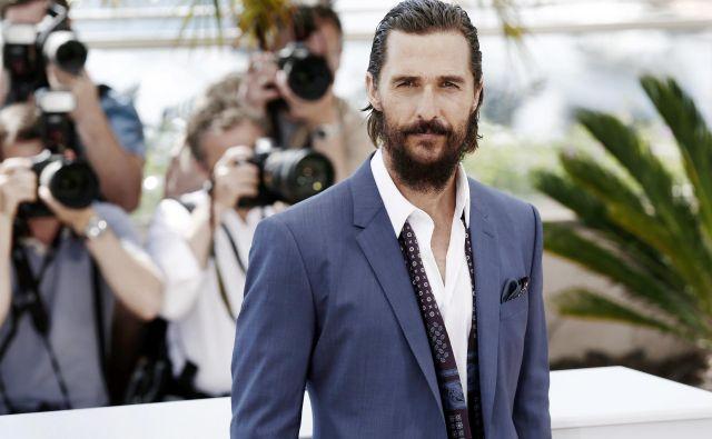 Matthew McConaughey je počitniško rezidenco opremil s svojimi najljubšimi knjigami in glasbo ter skritim barom. FOTO: Shutterstock