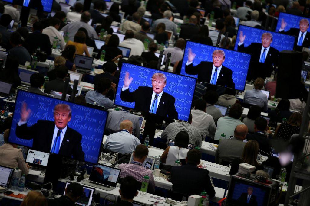Ljubitelji dobre televizije (in Trumpa)