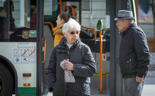 Pokojninska novela postopoma zvišuje odmerni odstotek za moške za polnih štirideset let pokojninske dobe s 57,25 odstotka na 63,5 odstotka. FOTO: Jože Suhadolnik