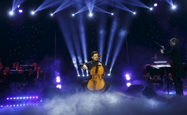 27. dobrodelni Miklavžev koncert Foto TVS