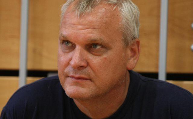 Matjaž Tominec je Slovenijo vodil na SP 2001 v Franciji (17. mesto) in EP 2002 na Švedskem (12. mesto). FOTO: Tomi Lombar/Delo
