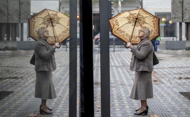 Opazujejo nas. FOTO: Voranc Vogel