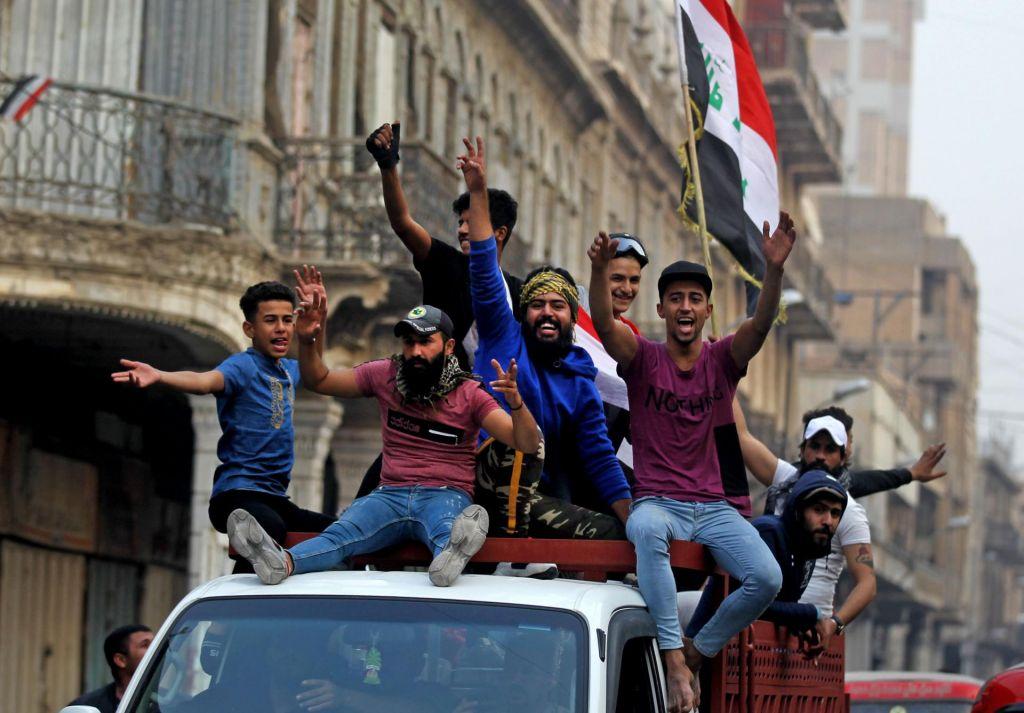 Odstop predsednika iraške vlade