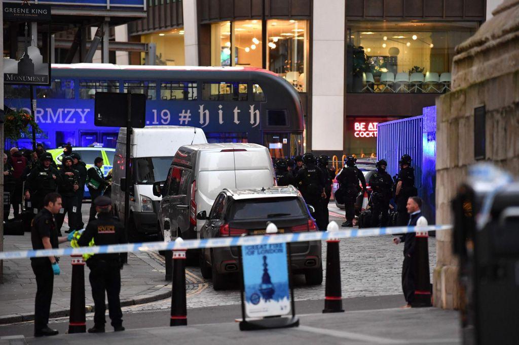 Incident na Londonskem mostu