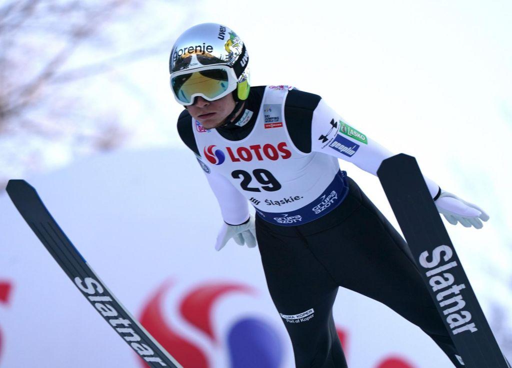 Nova zmaga Norvežana Tandeja, na stopničkah spet tudi Lanišek, šok za Prevca