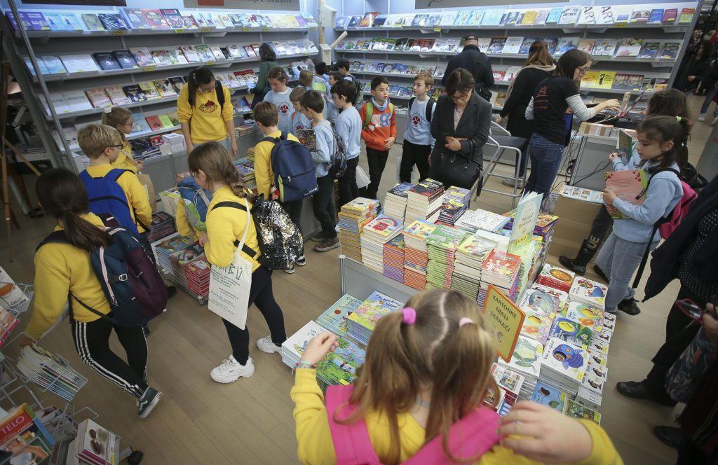 FOTO:Podelili veliko nagrado knjižnega sejma