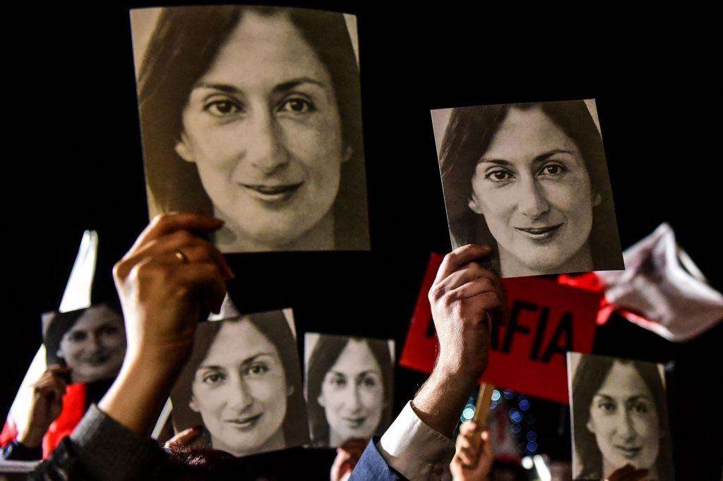 Malteški poslovnež obtožen sokrivde pri umoru novinarke